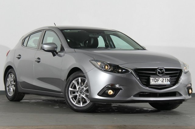 Discounted Used Mazda 3 Touring SKYACTIV-Drive, Southport, 2015 Mazda 3 Touring SKYACTIV-Drive Hatchback