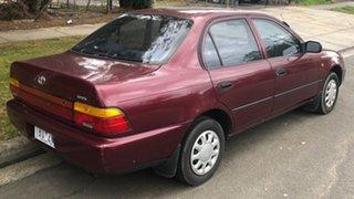1997 Toyota Corolla CSi Sedan.