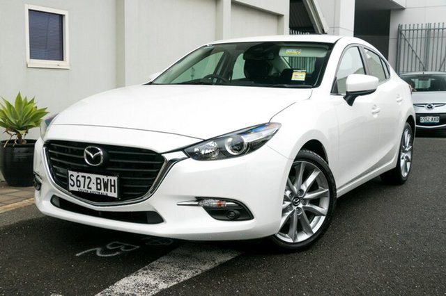 Demonstrator, Demo, Near New Mazda 3 SP25 SKYACTIV-Drive, Cheltenham, 2018 Mazda 3 SP25 SKYACTIV-Drive Sedan