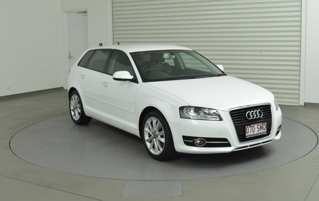 Used Audi A3 Ambition Sportback S tronic, Southport, 2012 Audi A3 Ambition Sportback S tronic Hatchback