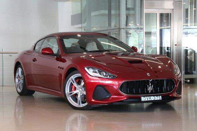 Used Maserati Granturismo MC, Waterloo, 2018 Maserati Granturismo MC Coupe