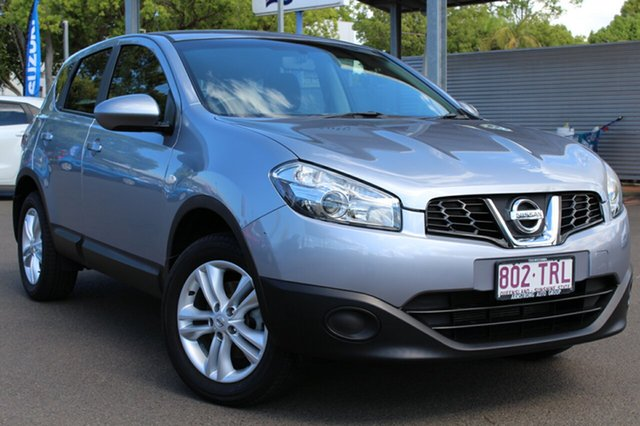 Used Nissan Dualis ST Hatch 2WD, Toowoomba, 2013 Nissan Dualis ST Hatch 2WD Hatchback