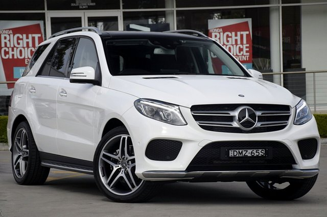 Used Mercedes-Benz GLE250 d 9G-TRONIC 4MATIC, Southport, 2016 Mercedes-Benz GLE250 d 9G-TRONIC 4MATIC SUV