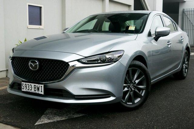 Demonstrator, Demo, Near New Mazda 6 Sport SKYACTIV-Drive, Cheltenham, 2018 Mazda 6 Sport SKYACTIV-Drive Sedan