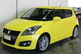 2012 Suzuki Swift Sport Hatchback.