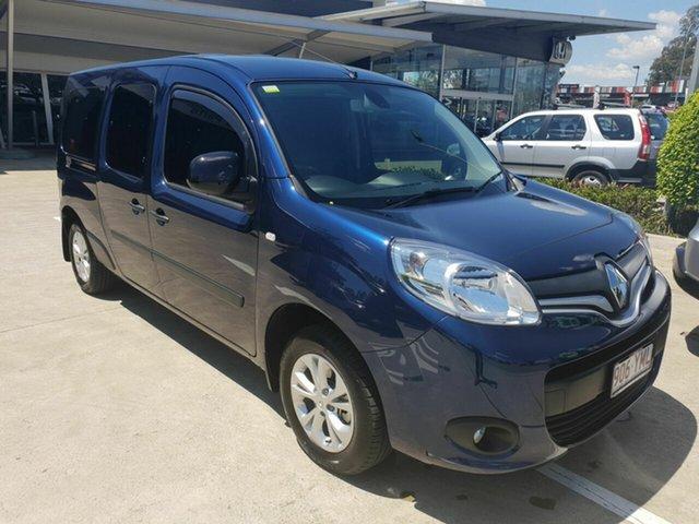 Discounted Used Renault Kangoo Maxi LWB Crew, Yamanto, 2017 Renault Kangoo Maxi LWB Crew Van