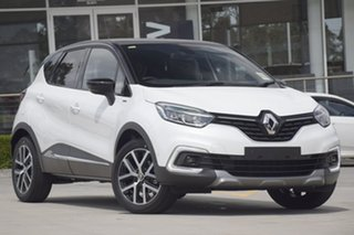 2018 Renault Captur S-Edition EDC Hatchback.