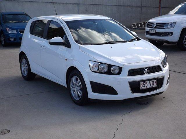Discounted Used Holden Barina CD, Toowoomba, 2015 Holden Barina CD Hatchback