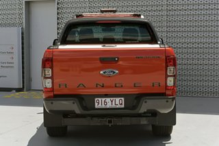 2012 Ford Ranger Wildtrak Double Cab Utility.