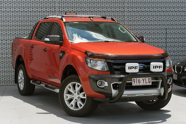 Used Ford Ranger Wildtrak Double Cab, Southport, 2012 Ford Ranger Wildtrak Double Cab Utility
