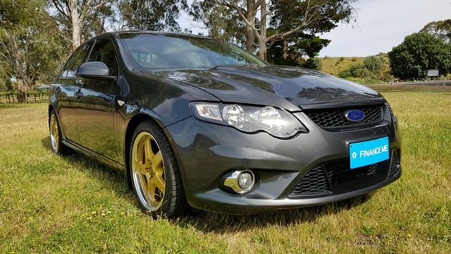 Used Ford Falcon XR8, Tanunda, 2009 Ford Falcon XR8 Sedan
