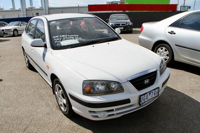 Used Hyundai Elantra FX 2.0 HVT, Cheltenham, 2006 Hyundai Elantra FX 2.0 HVT Hatchback
