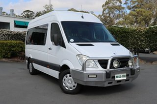 Discounted Mercedes-Benz Sprinter 316CDI Low Roof MWB Transfer, Acacia Ridge, 2011 Mercedes-Benz Sprinter 316CDI Low Roof MWB Transfer NCV3 MY11 Bus