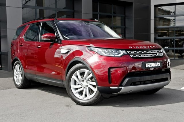 Used Land Rover Discovery TD6 HSE, Artarmon, 2017 Land Rover Discovery TD6 HSE Wagon