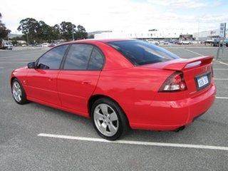 2002 Holden Commodore SV8 Sedan.