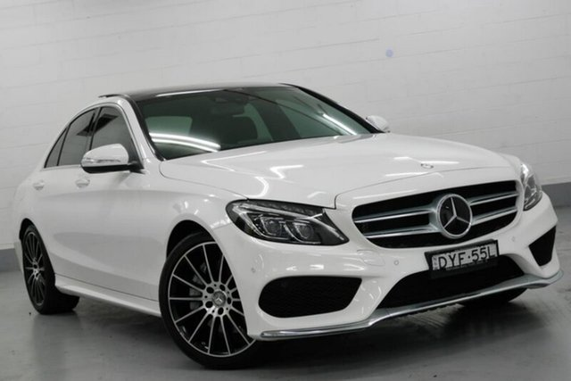 Used Mercedes-Benz C250 7G-Tronic +, Southport, 2014 Mercedes-Benz C250 7G-Tronic + Sedan
