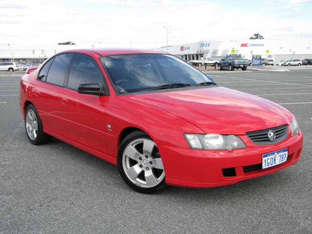 Used Holden Commodore SV8, Maddington, 2002 Holden Commodore SV8 Sedan