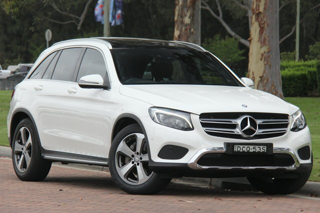 Discounted Used Mercedes-Benz GLC220 d 9G-TRONIC 4MATIC, Southport, 2015 Mercedes-Benz GLC220 d 9G-TRONIC 4MATIC SUV