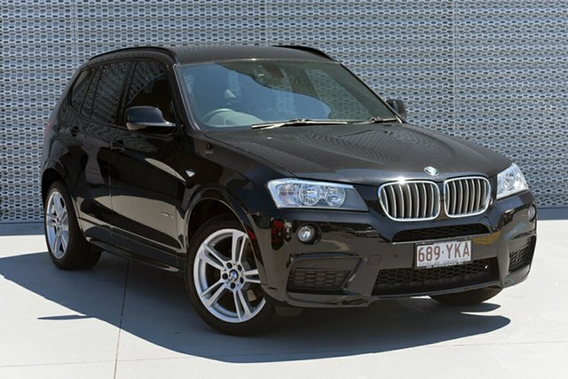 Used BMW X3 xDrive28i Steptronic, Southport, 2013 BMW X3 xDrive28i Steptronic Wagon