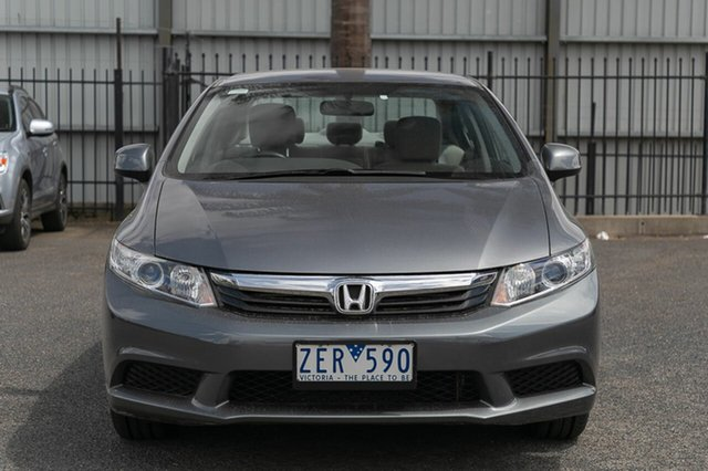 Used Honda Civic VTi-L, Oakleigh, 2012 Honda Civic VTi-L MY11 Sedan