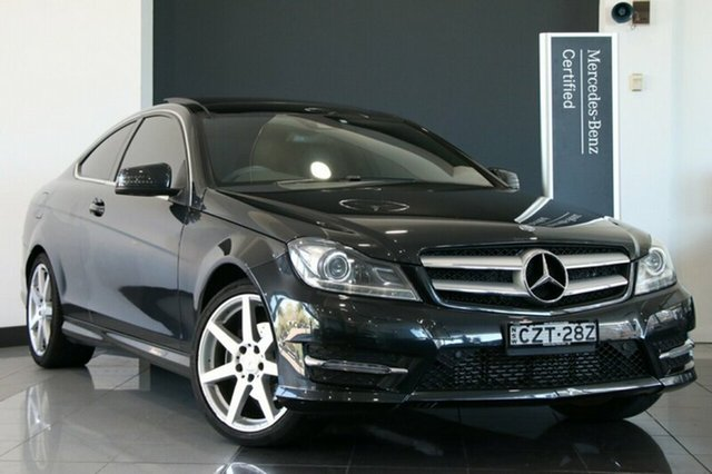 Used Mercedes-Benz C250 7G-Tronic +, Southport, 2013 Mercedes-Benz C250 7G-Tronic + Coupe