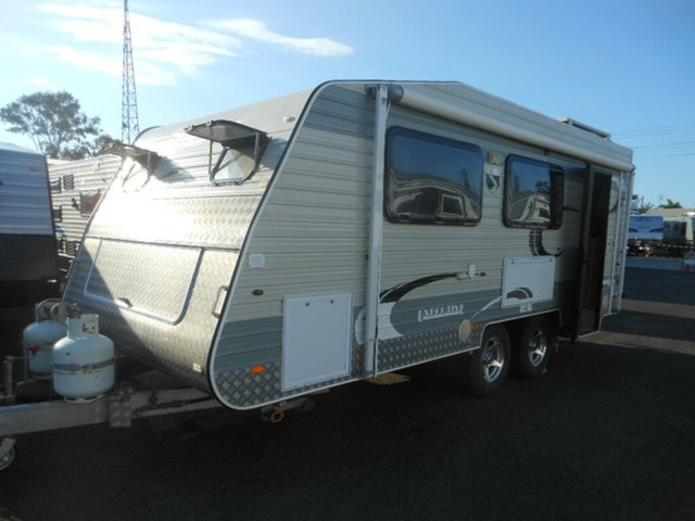 Used Supreme Executive, Pialba, 2012 Supreme Executive Caravan