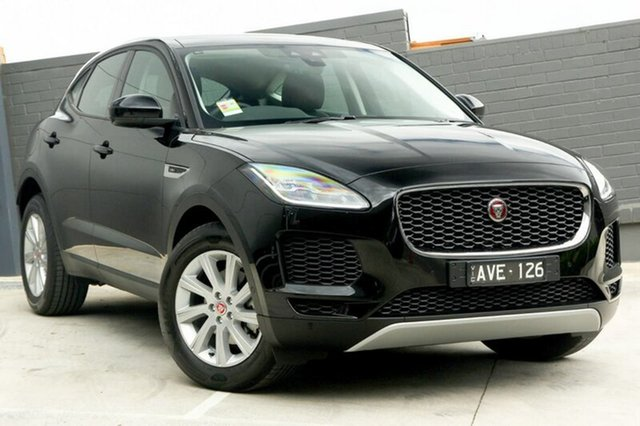 Demonstrator, Demo, Near New Jaguar E-PACE D180 AWD S, Doncaster, 2018 Jaguar E-PACE D180 AWD S Wagon