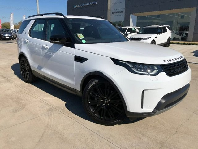 Demonstrator, Demo, Near New Land Rover Discovery SD4 SE, Lavington, 2018 Land Rover Discovery SD4 SE Wagon