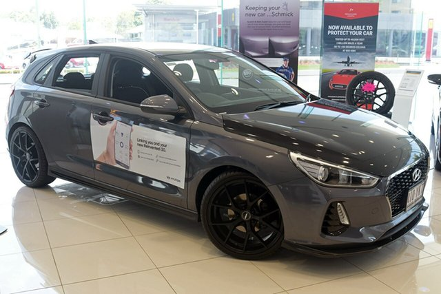 Demonstrator, Demo, Near New Hyundai i30 Active, Southport, 2018 Hyundai i30 Active Hatchback