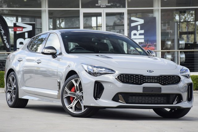 Discounted Demonstrator, Demo, Near New Kia Stinger GT Fastback, Southport, 2018 Kia Stinger GT Fastback Sedan