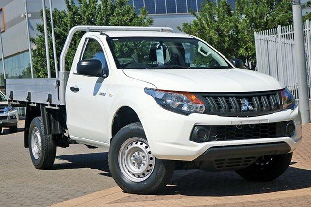 Used Mitsubishi Triton GLX 4x2, Wayville, 2016 Mitsubishi Triton GLX 4x2 Cab Chassis