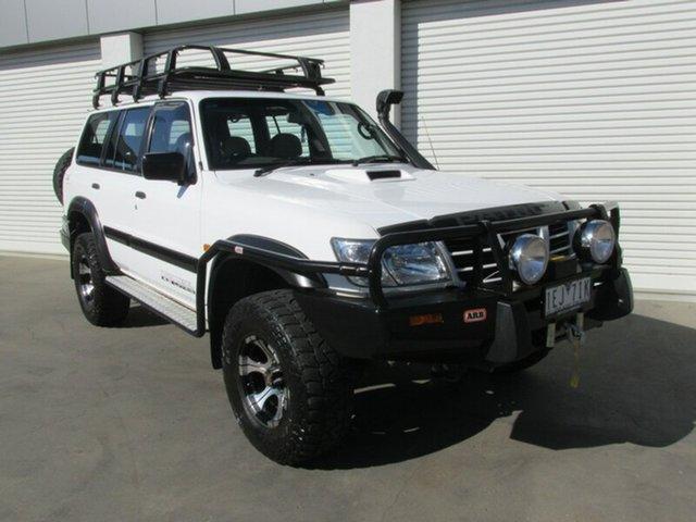 Used Nissan Patrol DX, Bendigo, 2002 Nissan Patrol DX Wagon