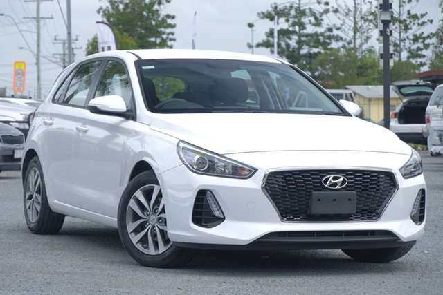 Used Hyundai i30 Active, Beaudesert, 2017 Hyundai i30 Active Hatchback