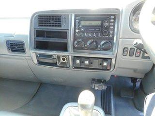 2007 Mitsubishi FK Dual Cab Tray Truck.