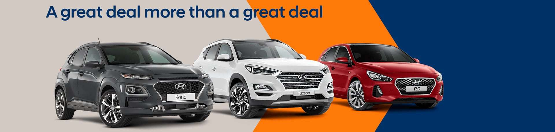 Explore Hyundai's latest offers