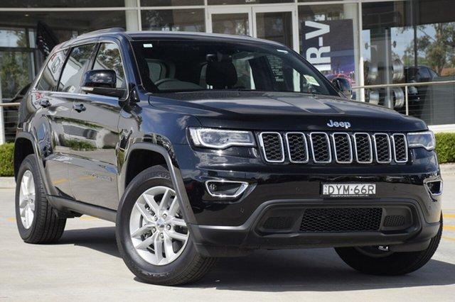 Discounted Demonstrator, Demo, Near New Jeep Grand Cherokee Laredo, Narellan, 2018 Jeep Grand Cherokee Laredo SUV