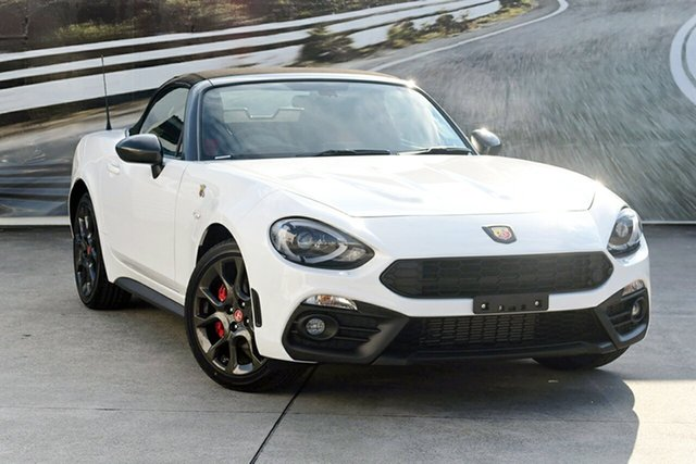 New Abarth 124 Spider, Southport, 2018 Abarth 124 Spider Roadster