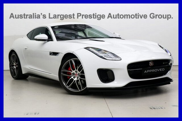 Used Jaguar F-TYPE R-Dynamic Quickshift RWD 221kW, Alexandria, 2017 Jaguar F-TYPE R-Dynamic Quickshift RWD 221kW Coupe