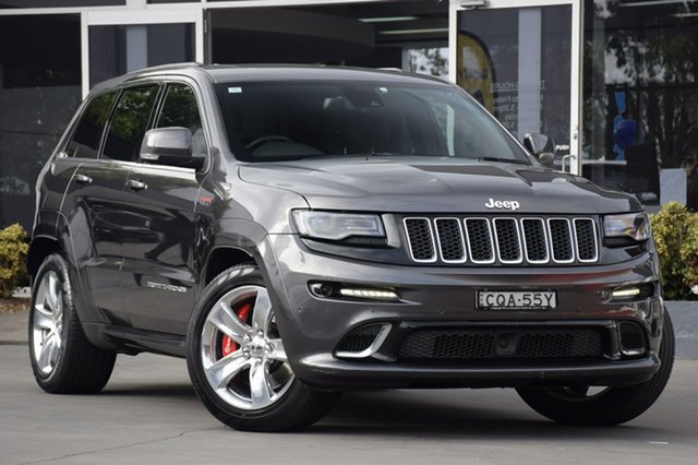 Used Jeep Grand Cherokee SRT, Southport, 2013 Jeep Grand Cherokee SRT SUV