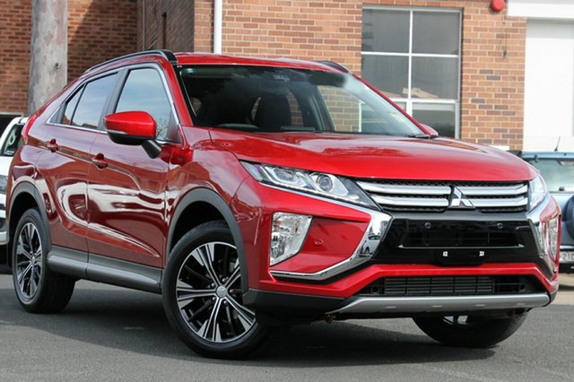 Demonstrator, Demo, Near New Mitsubishi Eclipse Cross LS 2WD, Bowen Hills, 2020 Mitsubishi Eclipse Cross LS 2WD Wagon