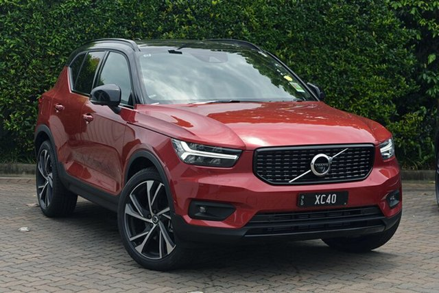 Demonstrator, Demo, Near New Volvo XC40 T5 AWD R-Design, Southport, 2018 Volvo XC40 T5 AWD R-Design Wagon