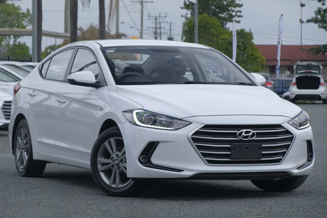 Used Hyundai Elantra Active, Beaudesert, 2017 Hyundai Elantra Active Sedan