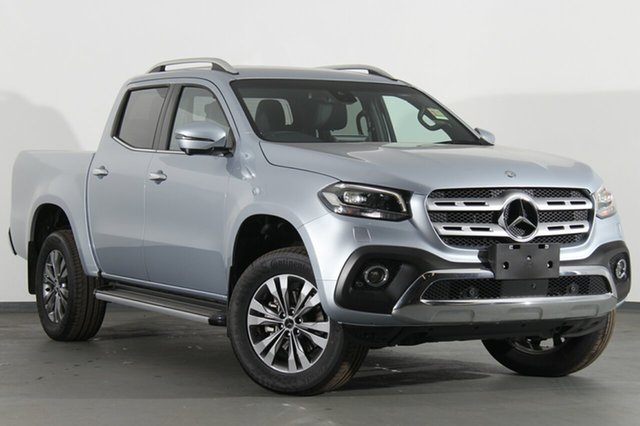 Demonstrator, Demo, Near New Mercedes-Benz X-Class, Warwick Farm, 2018 Mercedes-Benz X-Class