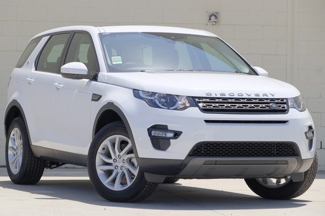 New Land Rover Discovery Sport TD4 110kW SE, Southport, 2017 Land Rover Discovery Sport TD4 110kW SE Wagon