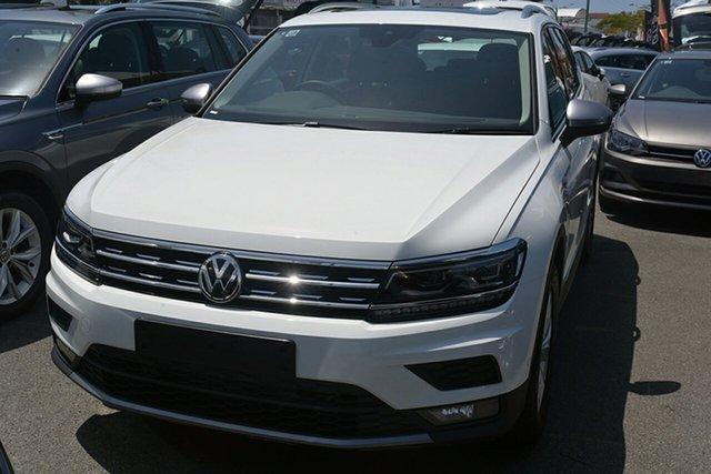 New Volkswagen Tiguan 132TSI Comfortline DSG 4MOTION Allspace, Southport, 2018 Volkswagen Tiguan 132TSI Comfortline DSG 4MOTION Allspace Wagon