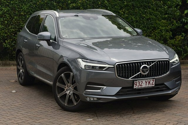 Demonstrator, Demo, Near New Volvo XC60 D4 AWD Inscription, Southport, 2018 Volvo XC60 D4 AWD Inscription Wagon
