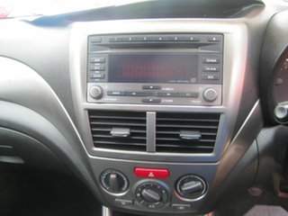2009 Subaru Impreza Hatchback.