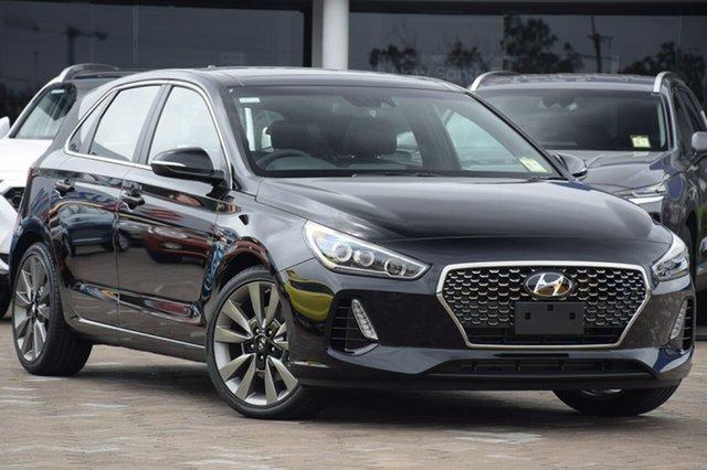 New Hyundai i30 SR D-CT Premium, Southport, 2018 Hyundai i30 SR D-CT Premium Hatchback