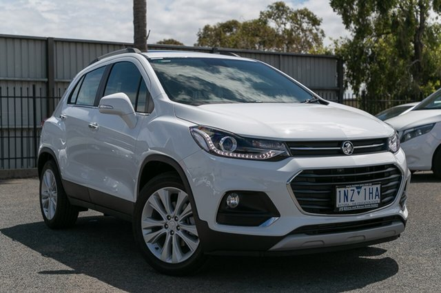 Demonstrator, Demo, Near New Holden Trax LTZ (5YR), Oakleigh, 2018 Holden Trax LTZ (5YR) TJ MY18 Wagon