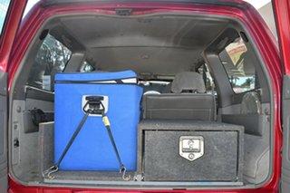 1999 Nissan Patrol ST (4x4) Wagon.